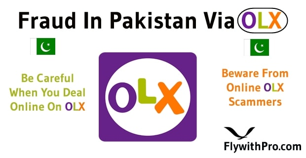 Be Careful When You Make Deal Online On OLX