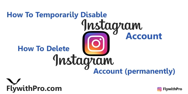 How To Temporary Disable Your Instagram Account