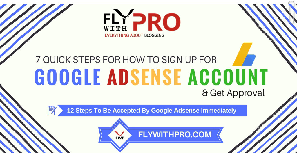 Google AdSense Account Approval