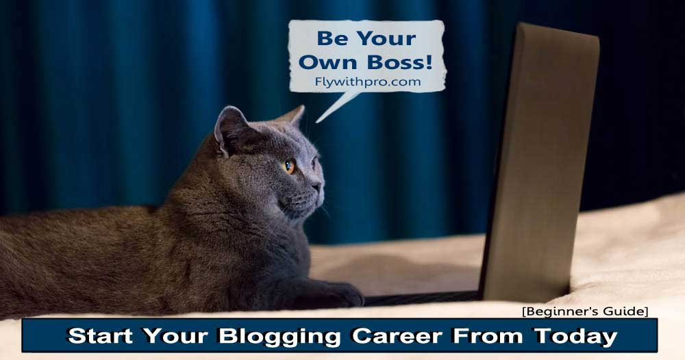 How to Start Your Blogging Career