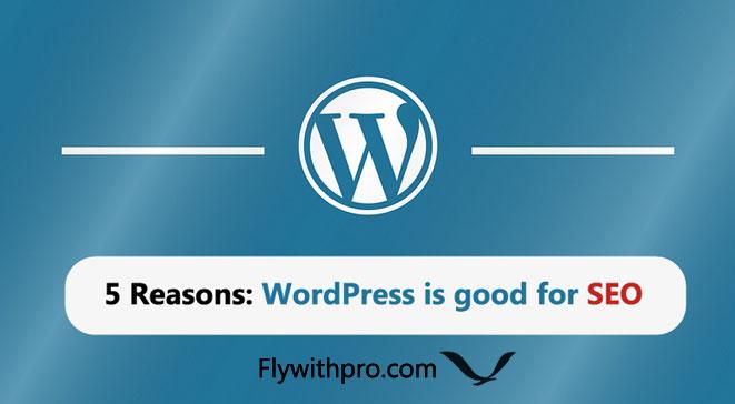 5 Reasons WordPress is Good for SEO